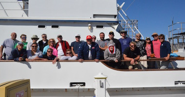 Specialty charters 2017