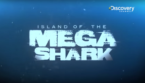 Island of the mega shark