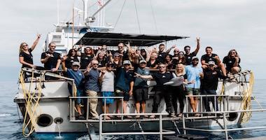 2018 Guadalupe shark season